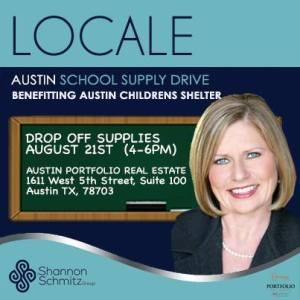 austin school supply
