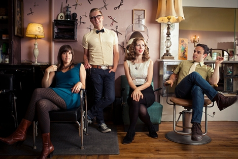 Lake Street Dive Photo Credit Jarrod McCabe